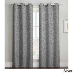 Tianna 84-inch Grommet Curtain Panel Pair