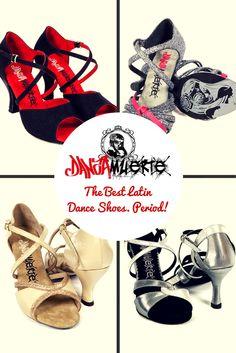 ➨  http://danzamuerte.com/go/shop The best Latin Dancing Shoes. Period! #salsa #dancing #shoes