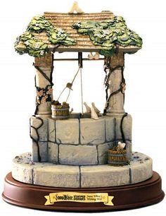 WDCC Snow White's Wishing Well