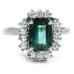 The Lyris Ring #BrilliantEarth #Antique