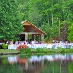 Song Hill Reserve, Landrum, SC - wedding venue. Gorgeous place. On 68 acres of land overlooking lake lanier