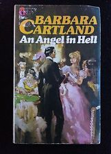 An Angel In Hell ~ BARBARA CARTLAND ~ Vintage Romance