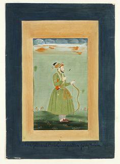 Son of ...& grandson of Shah Jahan