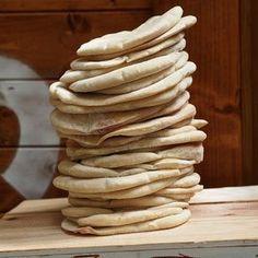 Laskominy od Maryny: Pita chléb Yami Yami, Naan, Dumplings, Crackers, Pancakes, Favors, Food And Drink, Cookies, Baking