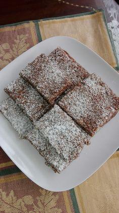 Brownies con almendra. Livianos y deliciosos!