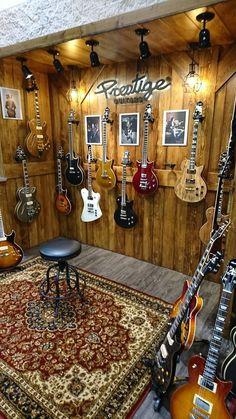 Home Studio Music Closet 17 Ideas