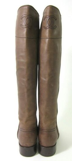 Boots....cano longo....