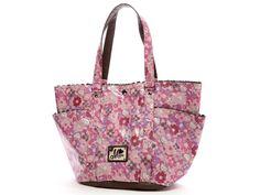 Hello Kitty x mimo. Flower Tote Bag Cachita Medium Pink SANRIO JAPAN