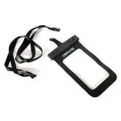 Pochette étanche SEAWAG pour smartphone avec brassard & sortie pour écouteurs