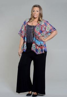 Plus size outfit inspiration, current trends, and everything curvy girl style right here. If you're looking for general fashion direction, different ways to pair our separates, or ideas on how to get the most out of what's in your closet, you will definitely find something interesting here.