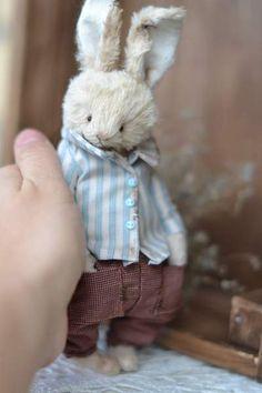 Rabbit Tink by By Olya Isaenkova | Bear Pile