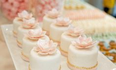 mini-cakes by {this is glamorous}, via Flickr