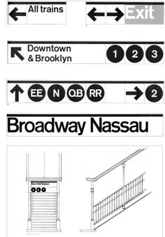 Massimo Vignelli - Subway