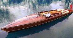 What happens when you let McLaren's designer build a boat?