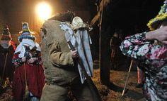Askatasunaren Bidea: LOS CARNAVALES EN EUSKAL HERRIA (VI)