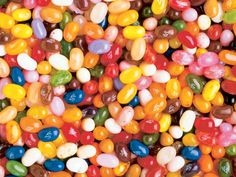 jelly belly jelly beans :)