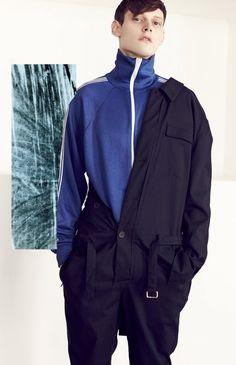 The Mens Jumpsuit! Adam Butcher for T Magazine