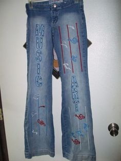 2 Swayze Cotton Blend Stretch Flare Blue Misses Women Jeans W26-30 L33 #Swayze #Flare