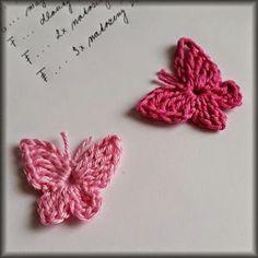 bandorka: Motýlek