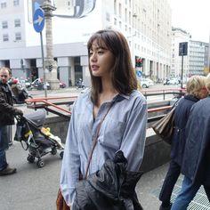 After School's Nana Visits Milan Italy Ootd Fashion, Girl Fashion, Nana Afterschool, Im Jin Ah Nana, Grazia Magazine, Asian Cute, Most Beautiful Faces, Japan, Actor Model