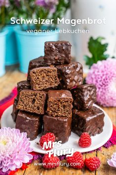 Schweizer Magenbrot Rezept - veganer Lebkuchen - Mrs Flury Vegan Christmas, Christmas Baking, Christmas Recipes, Cookie Recipes, Vegan Recipes, Frugal Meals, Vegan Gluten Free, Hot Chocolate, Clean Eating