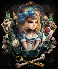 Image result for alice in wonderland images copyright free