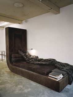 nellyxagemo: RICK OWENS FURNITURE IN RICK´S & MICHELE´S...