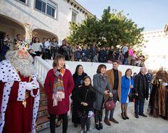 Visita de los Reyes Magos al Preventorio infantil.  http://www.josemanuelprieto.es