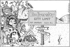 Future threats to Biodiversity. -Casey P