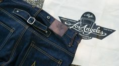 Maple Motorcycle Jeans
