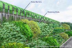 noise barrier green - Buscar con Google