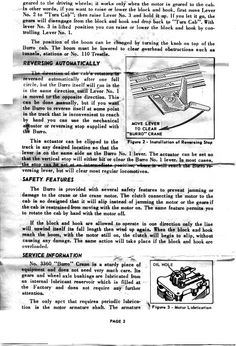 No 397 coal loader operating instructions lionel trains pinterest lionel no 3360 burro crane operating instructions page 2 cheapraybanclubmaster Gallery