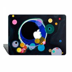 USD 49.50. Macbook Pro 15 Kandinsky Case MacBook Air 13 black by ModMacCase