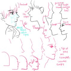 Keep in mind this isn't the only kind of nose. There are many different noses you can draw.