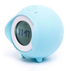 My design inspiration: Tocky+Rolling+Clock+Aqua on Fab.