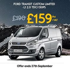 & Swiss Vans | Ford transit Lease deals and Ford markmcfarlin.com
