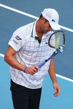 We've all had these moments...I've never broken a racket though :)