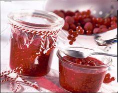 Unser beliebtes Rezept für Himbeer-Johannisbeer-Marmelade und mehr als 55.000 weitere kostenlose Rezepte auf LECKER.de.