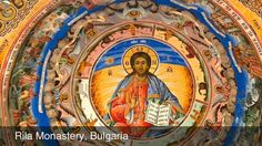 Astrology and Religion Fresco, Business Attire For Men, Life Of Christ, Our Lady, Pilgrimage, Bulgaria, Birds In Flight, Astrology, Egypt