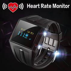Wasserdicht pulsuhr smart watch android smartwatch bluetooth smart uhr sport verbunden uhr für ios iphone/samsung //Price: $US $31.85 & FREE Shipping //     #smartwatches