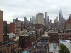 View of Manhattan, NYC