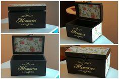 kutija za nakit Memories