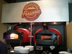 This is how we can cook your pizza in 90 seconds...HOT!
