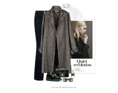 """""""Sans Faire De Bruit / Without Making Any Noise"""" by halfmoonrun ❤ liked on Polyvore featuring Proenza Schouler, STELLA McCARTNEY, Jean-Paul Gaultier, Olsen, Chanel, Wildfox, Marni and Serge Lutens"""