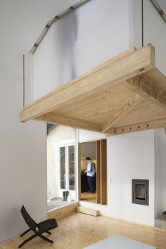 A Family House in Copenhagen, Sleeping Loft Included