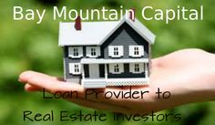 Take The Edge in Real Estate World with DFW Private Money Lender  Business man always want edge in their market and investors always looking for top DFW Private Money Lender for their investment. So Bay Mountain Capital is the right choice for allthe investors.