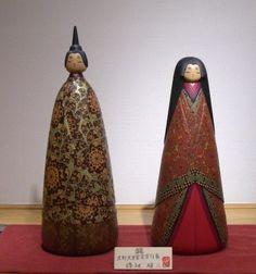 "Rakuten: It is a masterpiece original kokeshi doll bare wood doll Dolls' Festival Yuji Watanabe product ""young bird"" (the Dolls' Festival)- Shopping Japanese products from Japan Momiji Doll, Kokeshi Dolls, Paper Dolls, Art Dolls, Japanese Traditional Dolls, Hina Matsuri, Japanese Products, Japanese Gifts, Doll Japan"