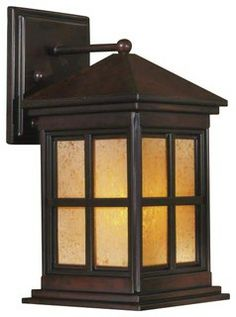 Arts And Crafts Mission Berkeley 12 High Outdoor Wal Traditional Lighting By Lamps Plus