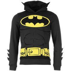 Mens Licensed DC Comics Batman Hoodie