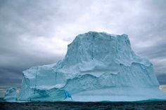 Iceberg, Witless Bay Ecological Reserve, Newfoundland, Canada Wall Decal
